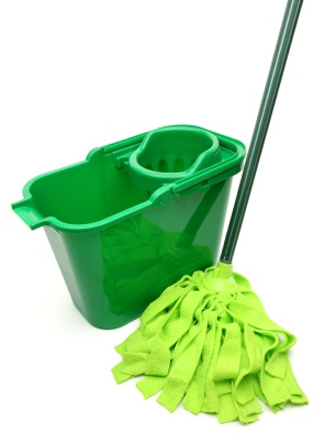 Green cleaning in Canton GA by Golden Touch Cleaning LLC